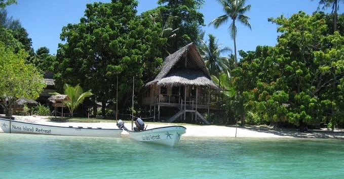 World's top 5 white sandy beaches plus PNG's own