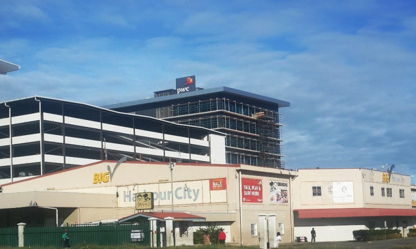 Accounting firms and their commercial building naming rights