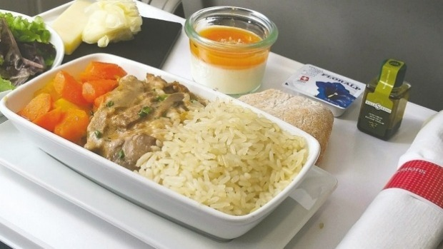 Which airlines have the best food?