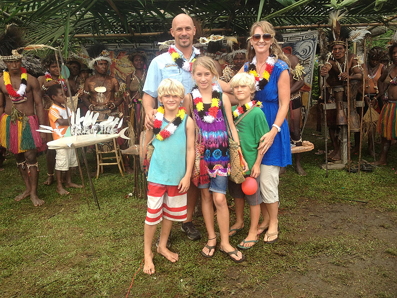 Meet the American Family Who Have Helped Save Almost 400 Lives in Papua New Guinea : People.com