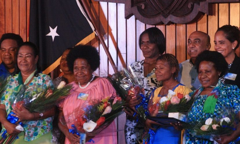 Pride of PNG Awards for Women 2018 Launched