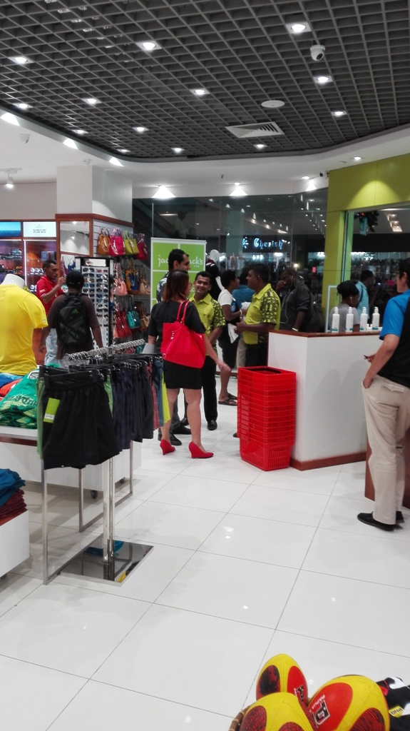 Jack's of PNG opens second store at Vision City