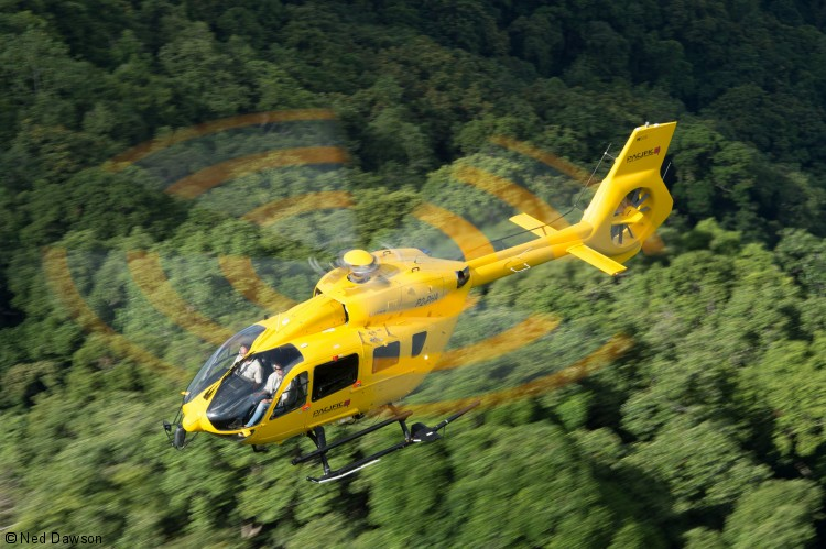 Airbus Helicopters delivers the first of three H145s to Pacific Helicopters in Papua New Guinea
