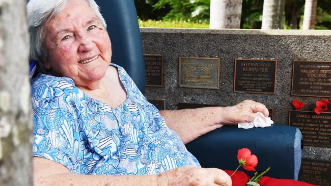 Legacy NT helps war widow Betty Barham visit grave of husband at Thorak Cemetery | NT News