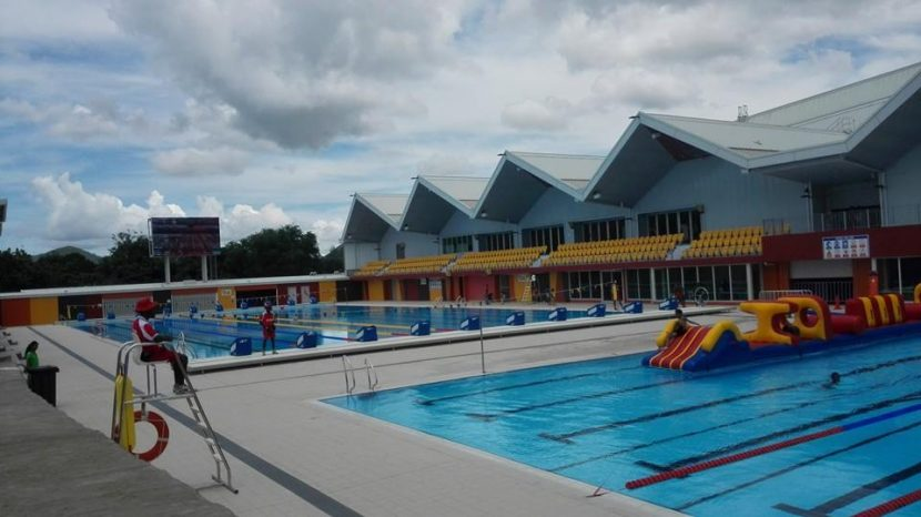 Fees for use of the Taurama Aquatic & Indoor Centre facilities