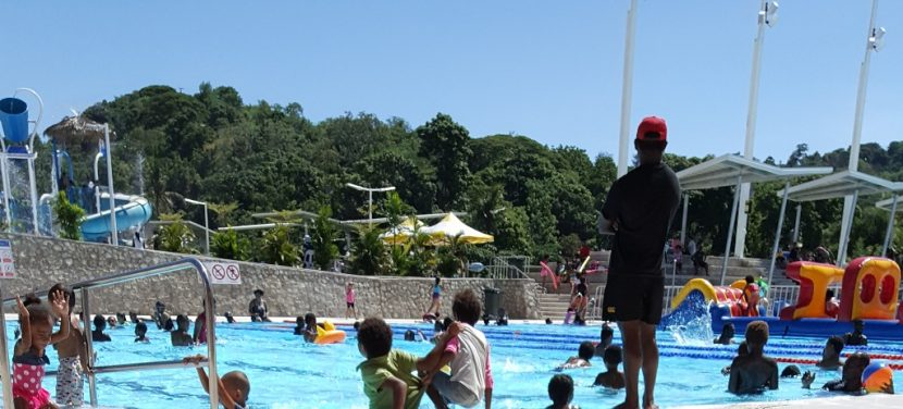 Port Moresby's latest recreation hot spot