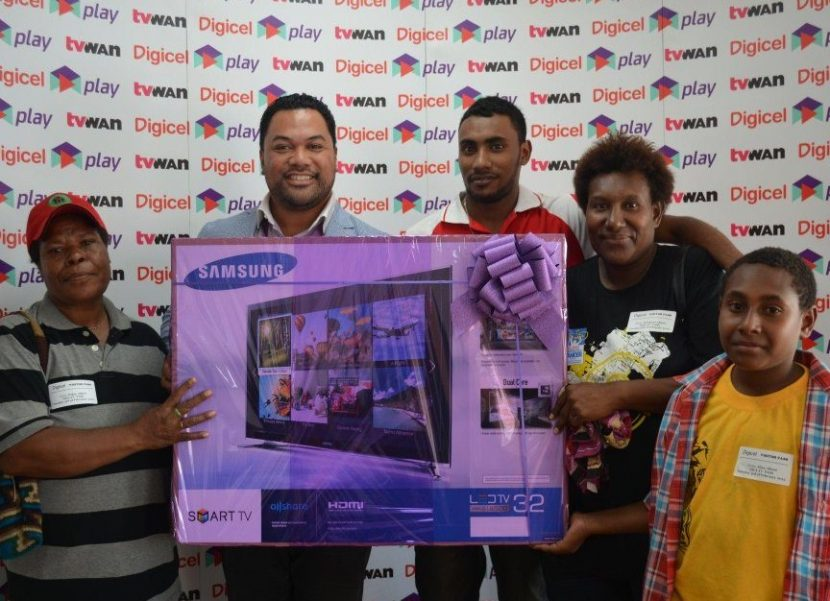 Digicel PNG launches new TVWAN channels
