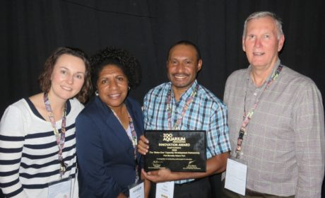 Port Moresby Nature Park wins Innovation Award