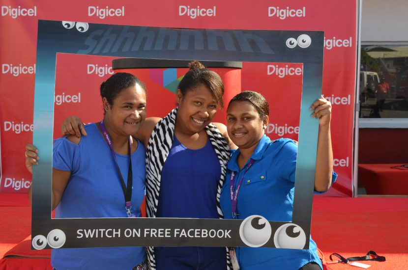 Digicel Delivers Free Facebook to PNG and Helping to Grow Internet Opportunities