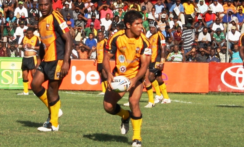 Kumuls World Cup Team Announced