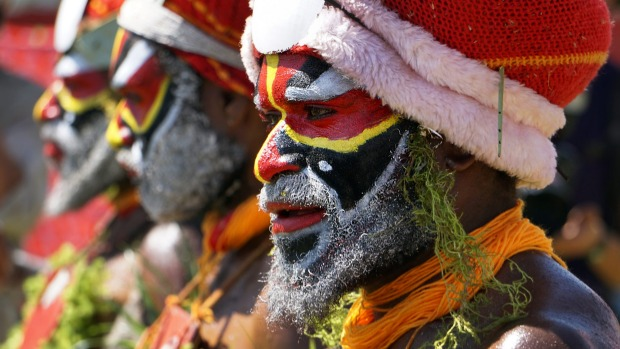 Mount Hagen Cultural Show celebrates tribes and customs