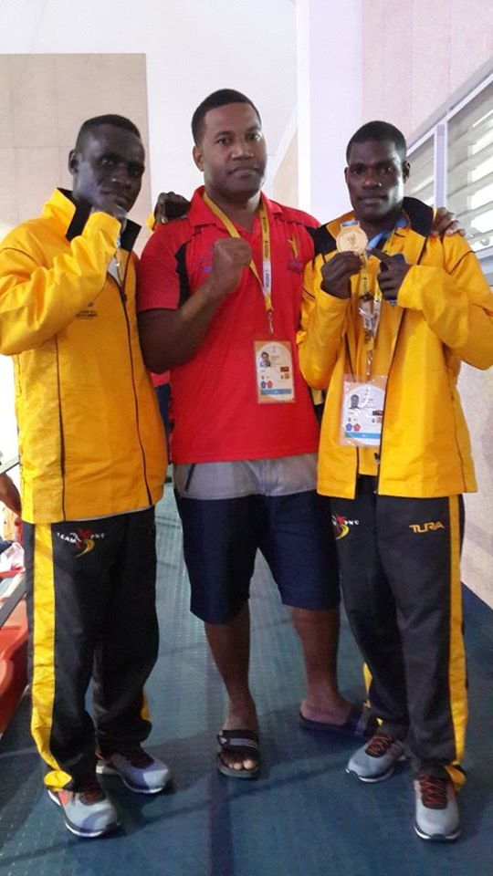 Katua youngest boxer at Olympics