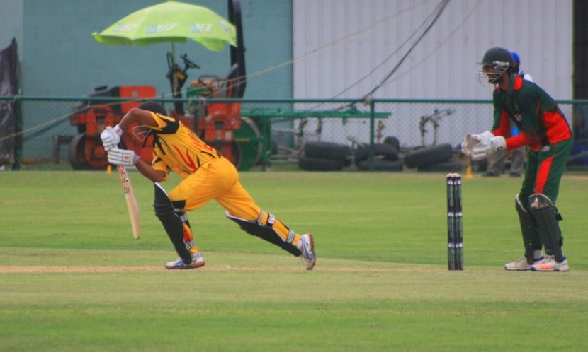 PNG cricketers in for the long haul