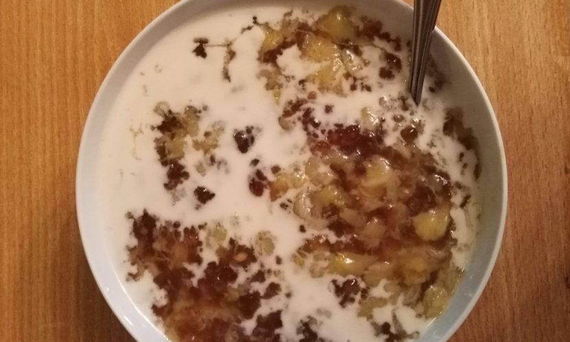 A dessert loved by Papua New Guineans