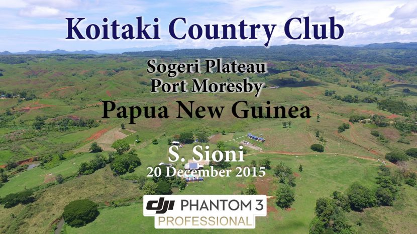Koitaki Country Club, Sogeri and Surrounds, Papua New Guinea