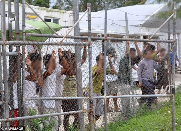 Manus Island's asylum seekers to be handed $70MILLION from Australian taxpayers