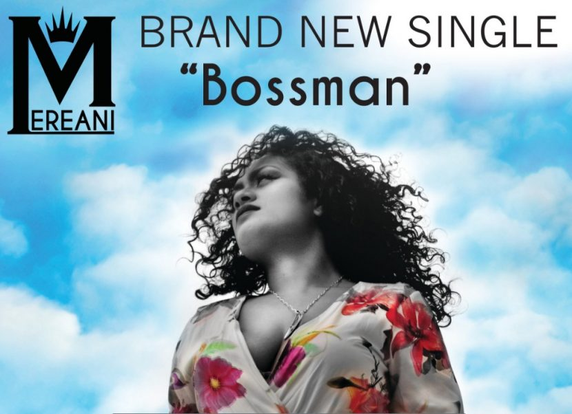 Q & A with Mereani Masani on her recent release BOSSMAN