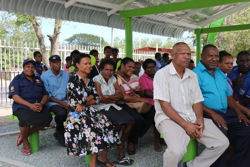 BSP Shelters The Sick At Gerehu Hospital