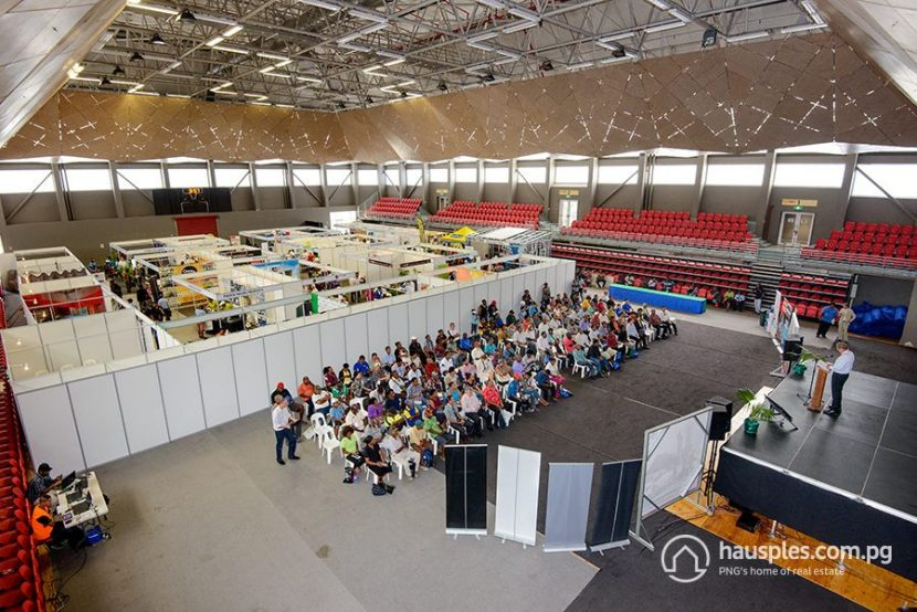 Over 3,000 Attend Papua New Guinea's First Real Estate Show