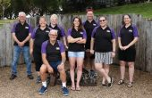 Bushwalking team lifts training regime to tackle Kokoda Track