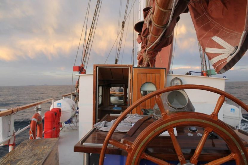 """Youth with a Mission charity ship – s/v Ruach to return from """"critical"""" work in Papua New Guinea next month"""