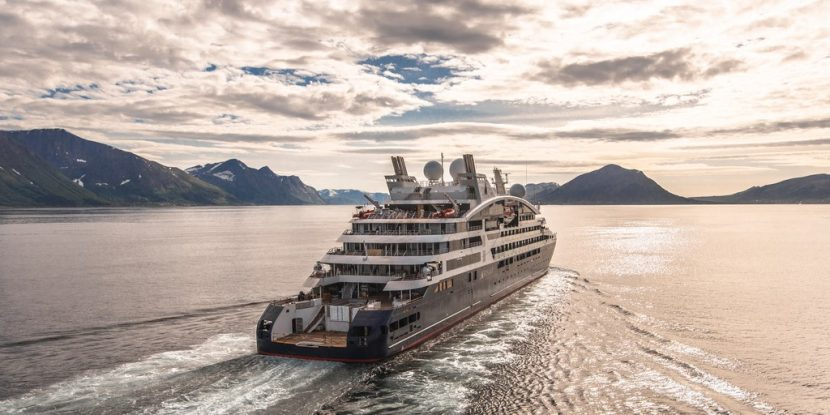 Cruise Ship Will Go Places You Never Even Dreamed of Going