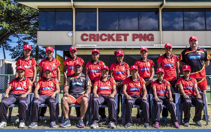 Sport: PNG Lewas 'quietly confident' ahead of T20 Qualifiers