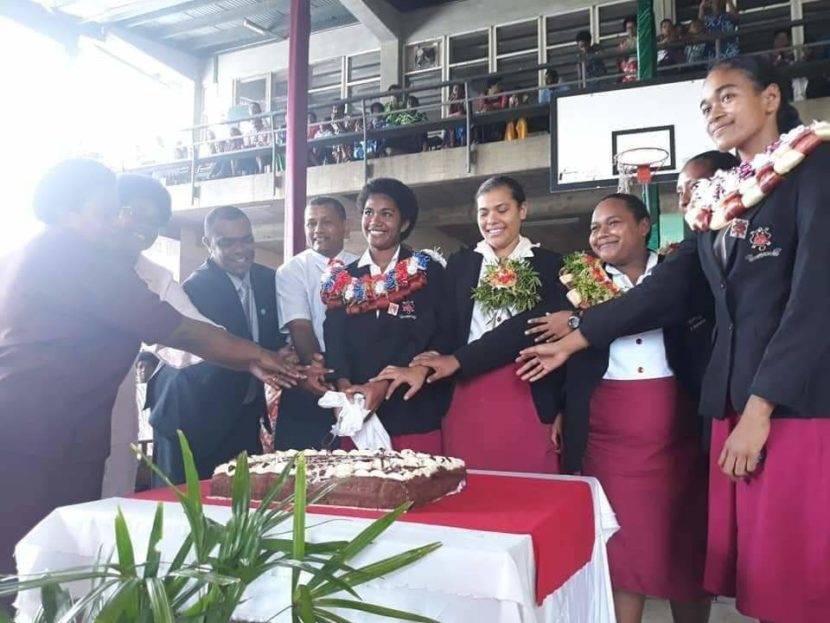 Hanuabada Girl Appointed Deputy Head Girl in Fiji Girls School