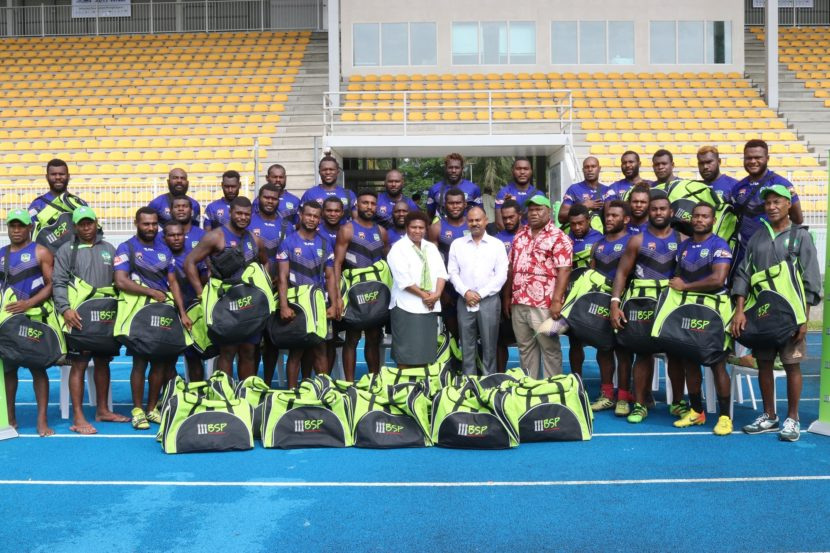 BSP Backs Kimbe Cutters in Digicel Cup