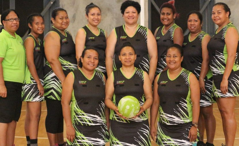 BSP Eyes 8th Consecutive Netball Title