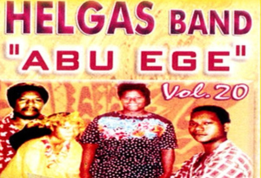 Helgas Band – A Touching Tune