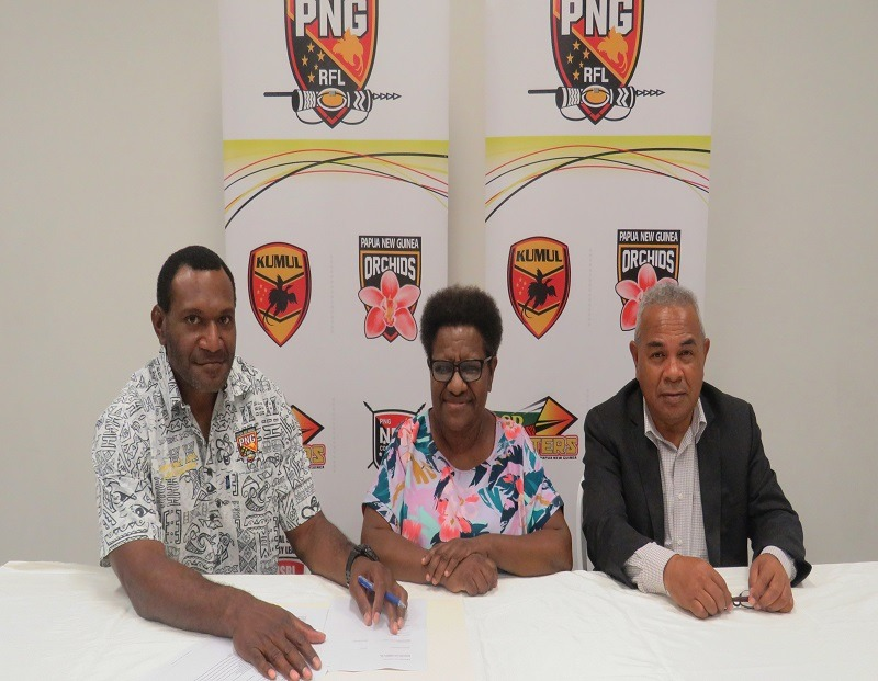 Hukula Is New Orchids Coach