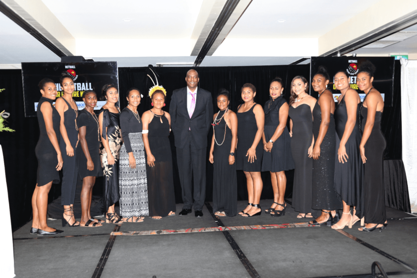 Netball Launches Strategic Plan and Names Pacific Games Team