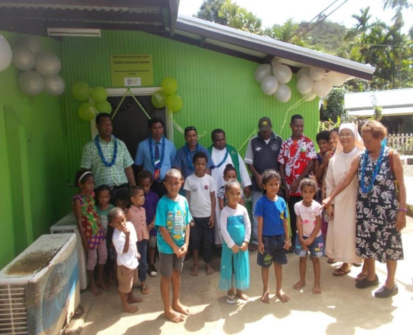 BSP Delivers New Classroom to Alotau Inclusive Education Resource Centre