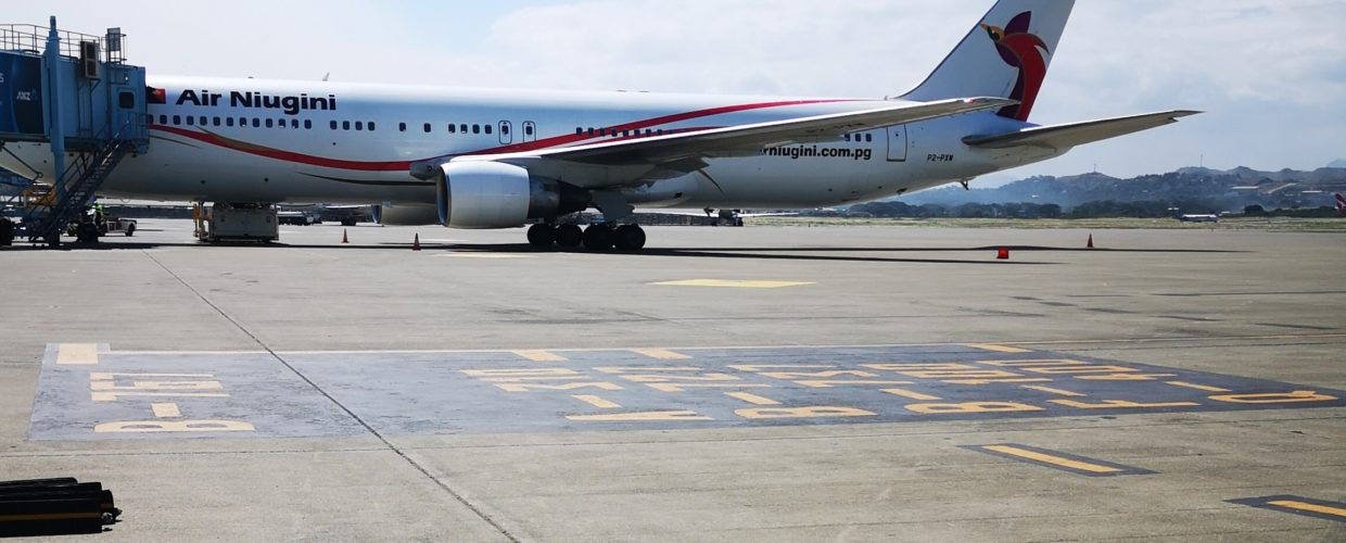 Air Niugini Launches Direct Flights From Port Moresby to Nadi