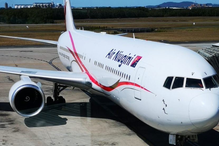Air Niugini Warns Public Not To Buy Flash-Sale Tickets