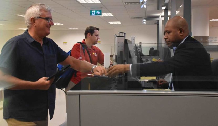 PNG Visa Fees To Be Charged in US$