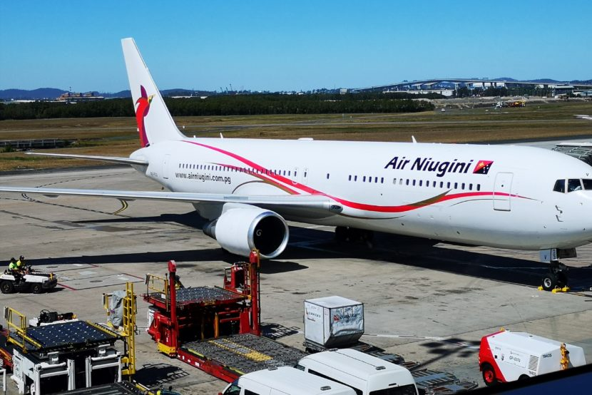 Air Niugini Takes Off From Where Cathy Pacific Left Off