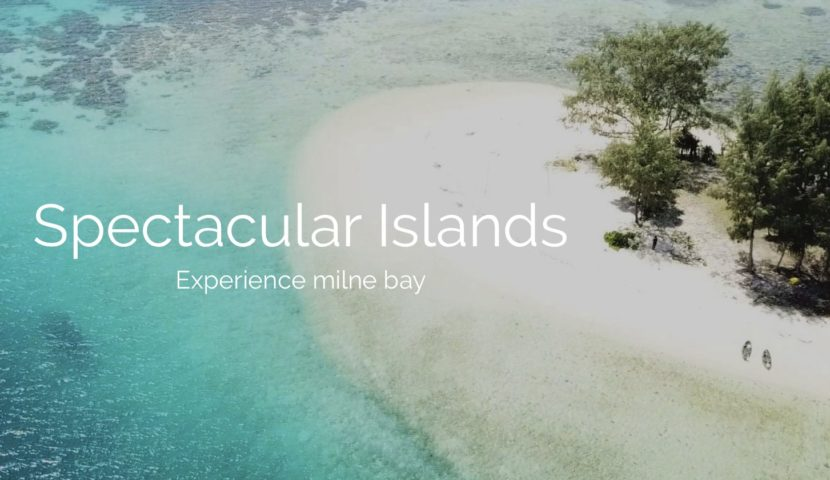 Milne Bay Tourism's Website is a Site To Behold